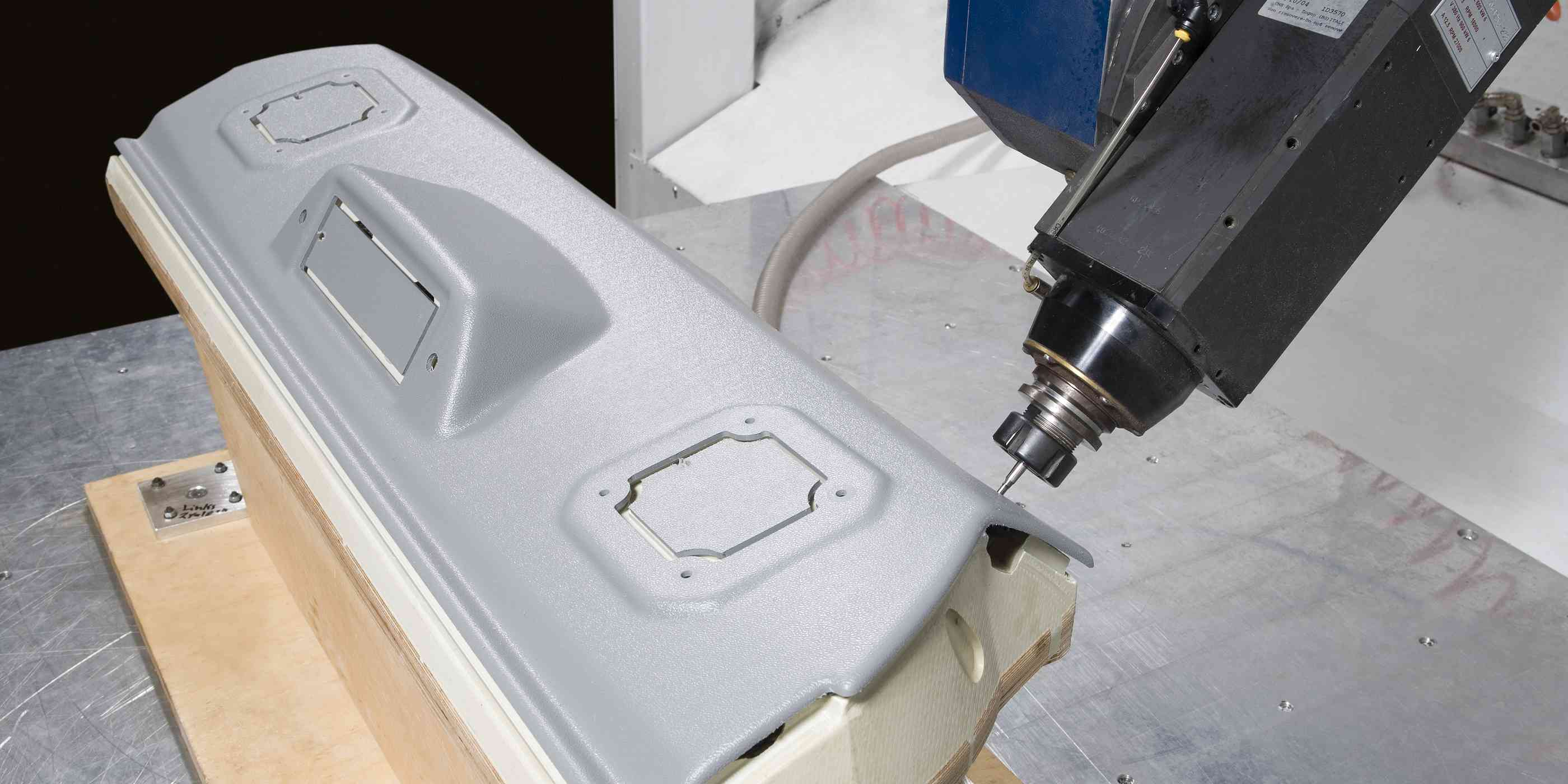 3D milling of enclosures