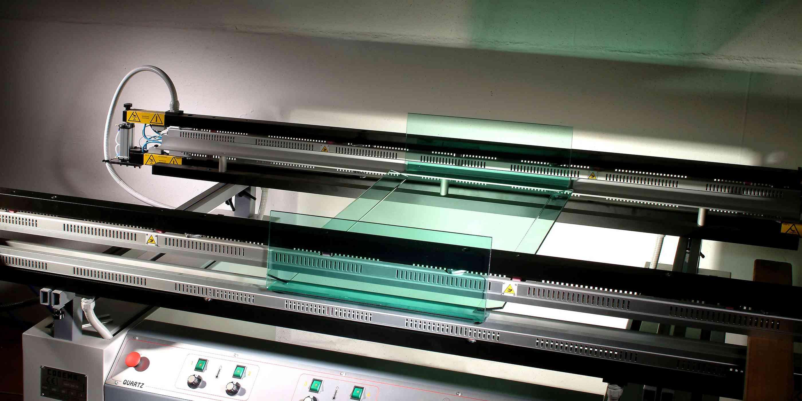 Bending thermoplastics