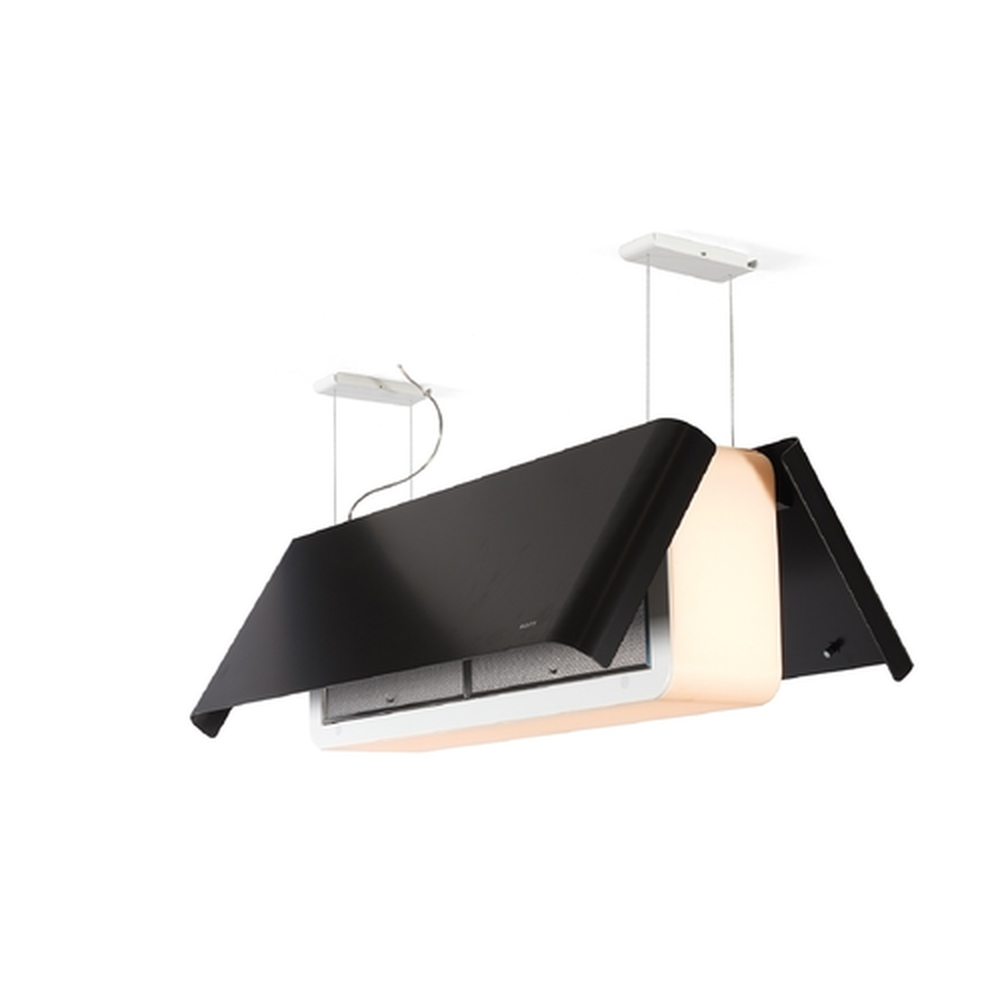 Transparant solid surface light cover